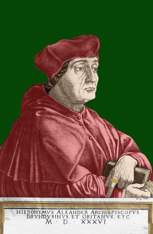 Hieronymus Aleander